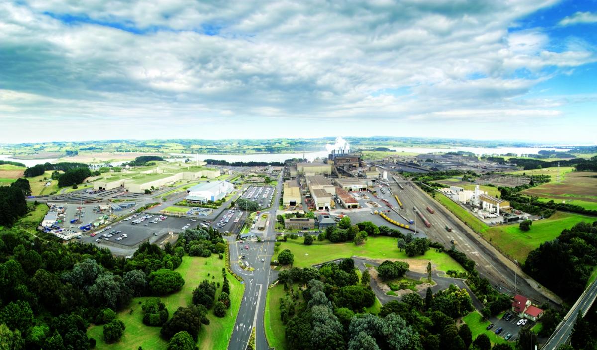 Glenbrook aerial image